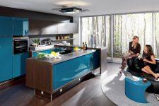 Лучшие интерьеры с большими кухнями
