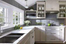 Подбираем цвет для современной кухни