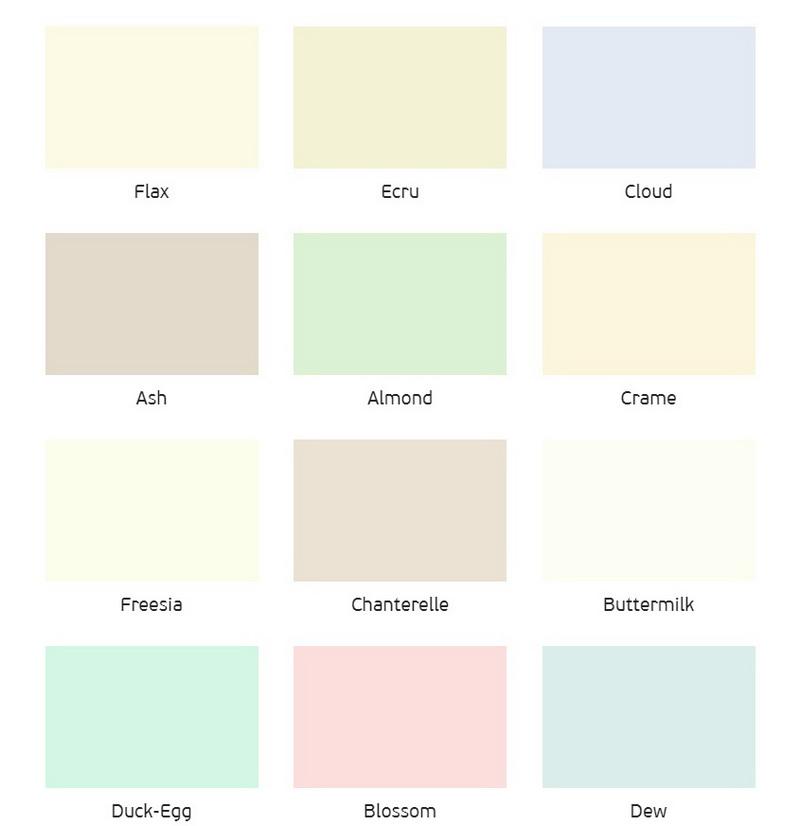 Тёплые цветовые сочетания для спальни