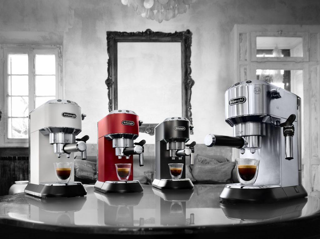 Выбираем кофемашину DeLonghi домой