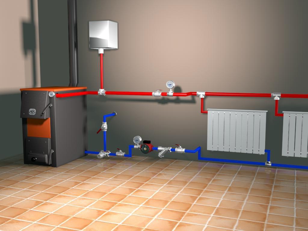 Как заказ систему отопления?