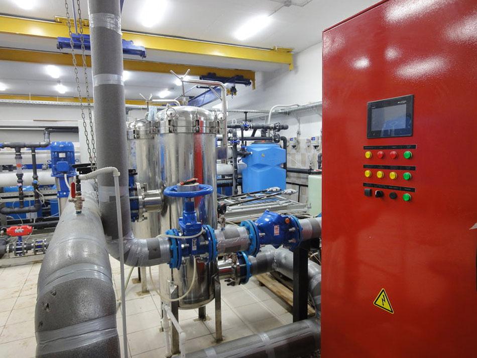 Проектирование систем водоподготовки