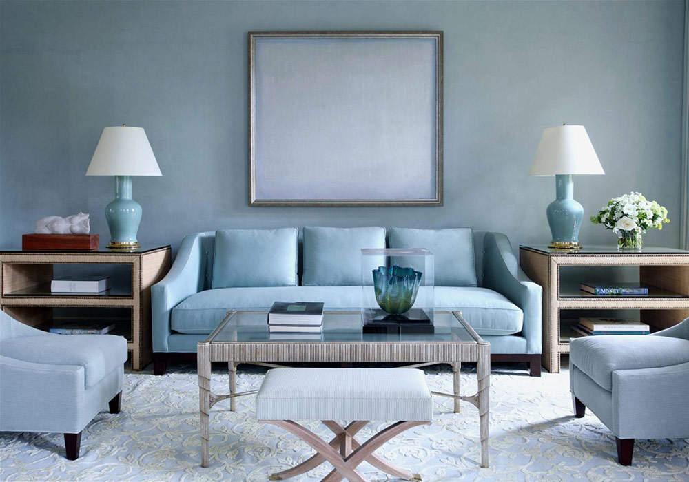 Непривычные в нашей культуре предметы мебели, которые очень украшают интерьер.