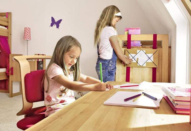 Дизайн детской комнаты: советуемся с ребенком