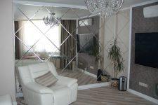 Зеркала в дизайне интерьера квартиры