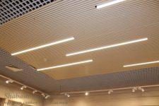 Светильники для подвесного реечного потолка