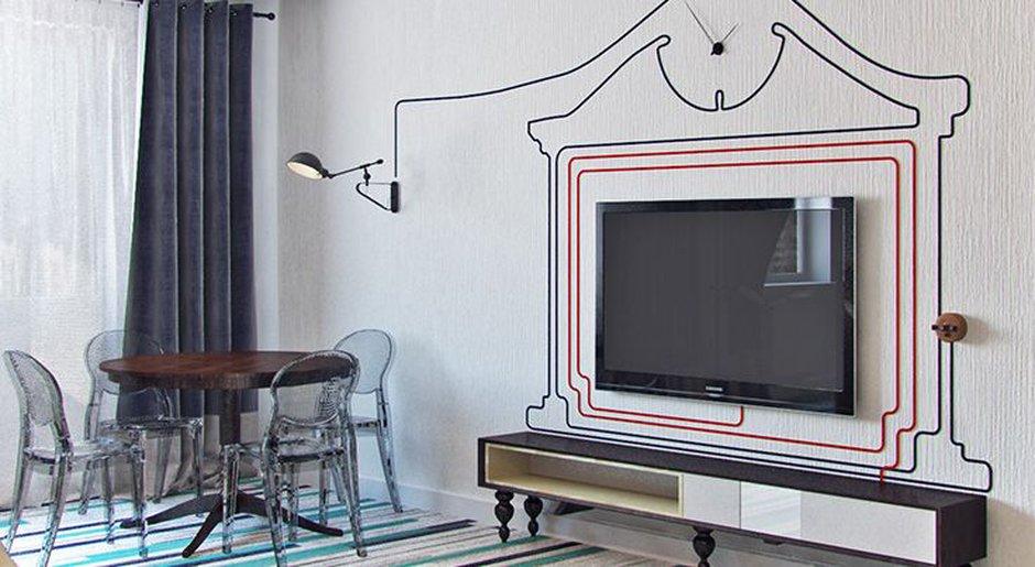 5 модных материалов для отделки стен