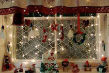 Несколько бюджетных идей новогоднего декорирования