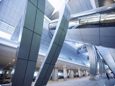 Сфера применения алюминиевых композитных панелей