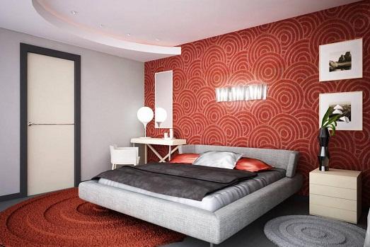 Какие обои лучше всего выбрать для спальни?