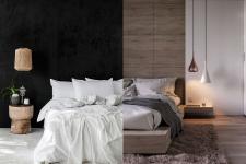 Цвет в интерьере спальни: как с ним работать?