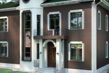 Клинкерные панели для фасада