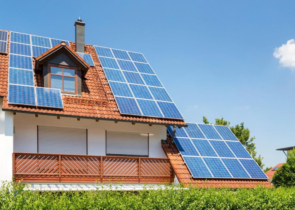 Солнечные электростанции.