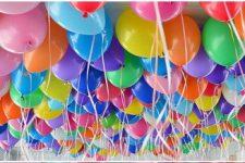 Как сделать украшения из воздушных шаров?
