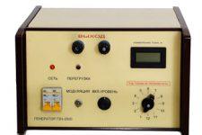 Характеристики и область применения генератора звукового частоты ГЗЧ-2500