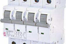 Автоматические выключатели в интернет-магазине недорого