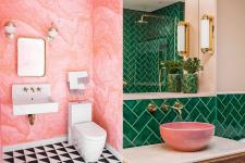 Высота раковины в ванной комнате: учесть всё
