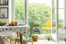 Балкон: новые квадратные метры в старой квартире
