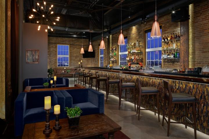 Как мебель для кафе, ресторана или бара влияет на посещаемость?