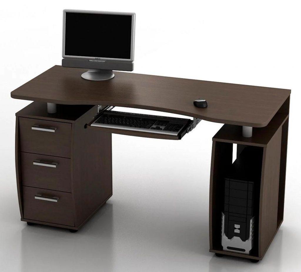 Где купить компьютерный стол и другую офисную мебель