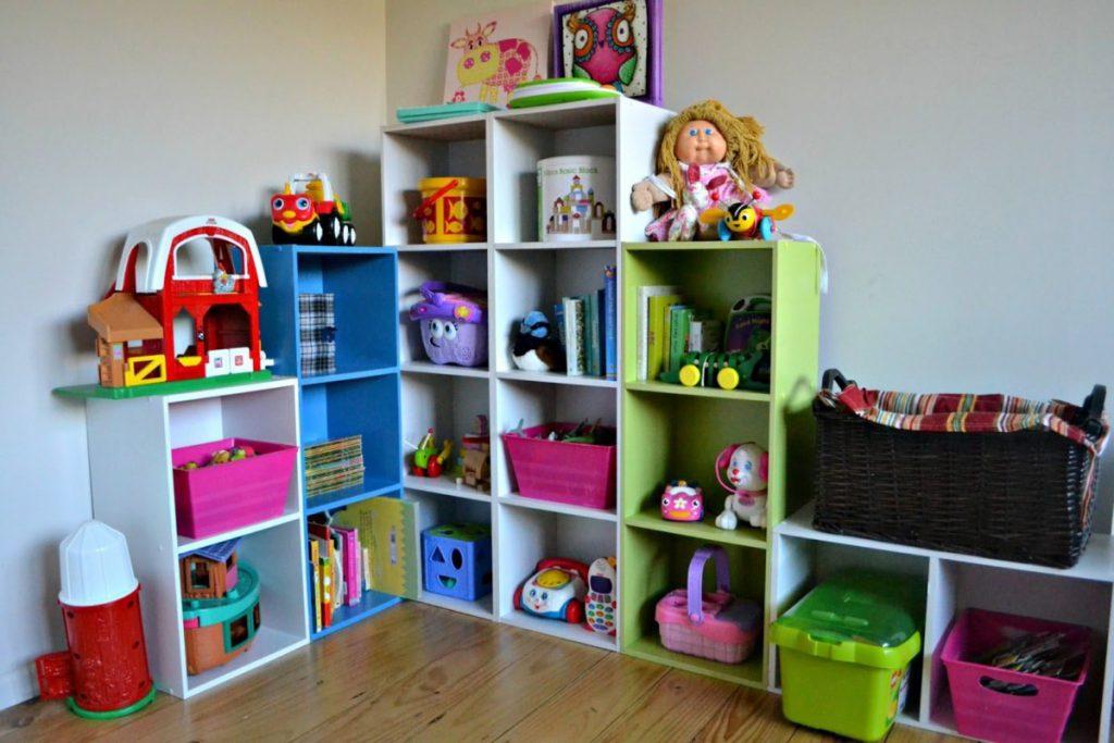 Идеи для детской: приучаем детей к порядку