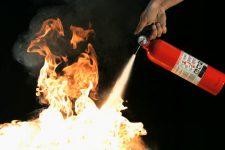 Борьба с возгоранием