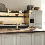 Освещение на кухне: какой светильник выбрать