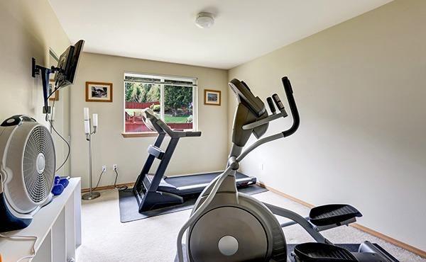 5 советов, как устроить спортзал у себя дома