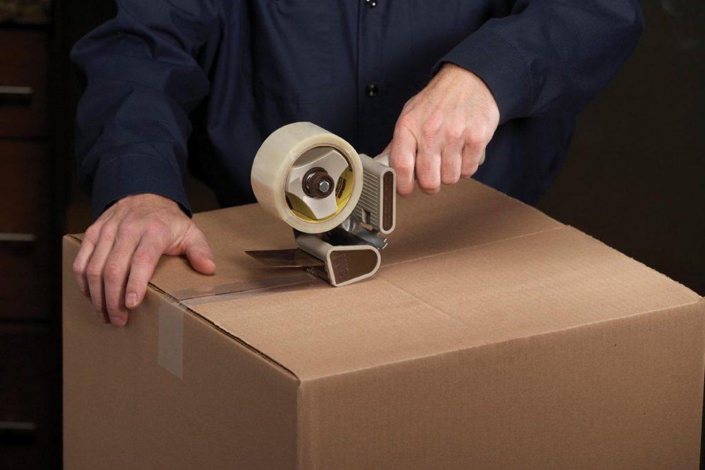 Свойства и применение упаковочного скотча