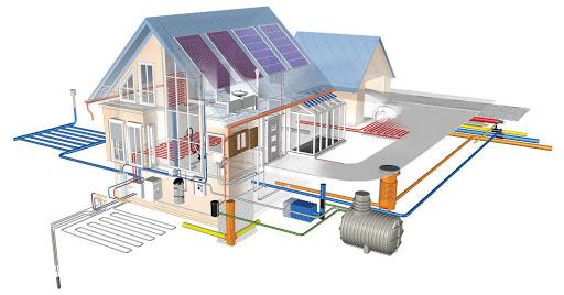 Система водоснабжения вашего дома