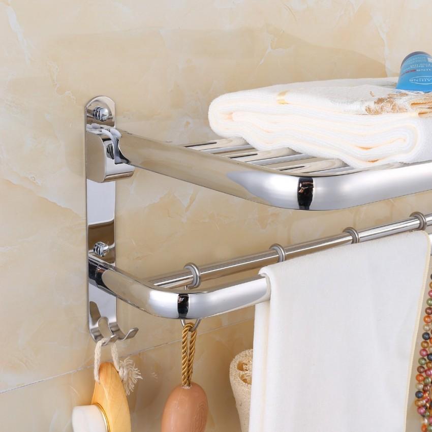 Какой должна быть идеальная вешалка для полотенец