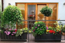 5 идей, как обустроить балкон