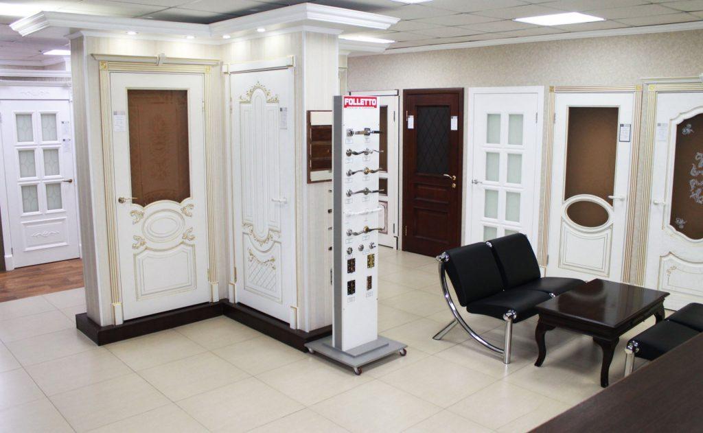 Межкомнатные двери в Алматы