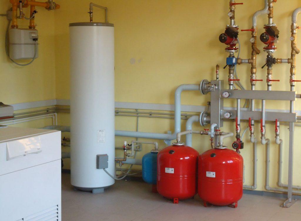 Выбор методов отопления для дома
