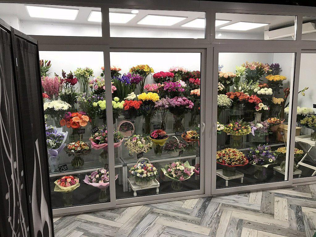 Лучшее холодильное оборудование для цветов