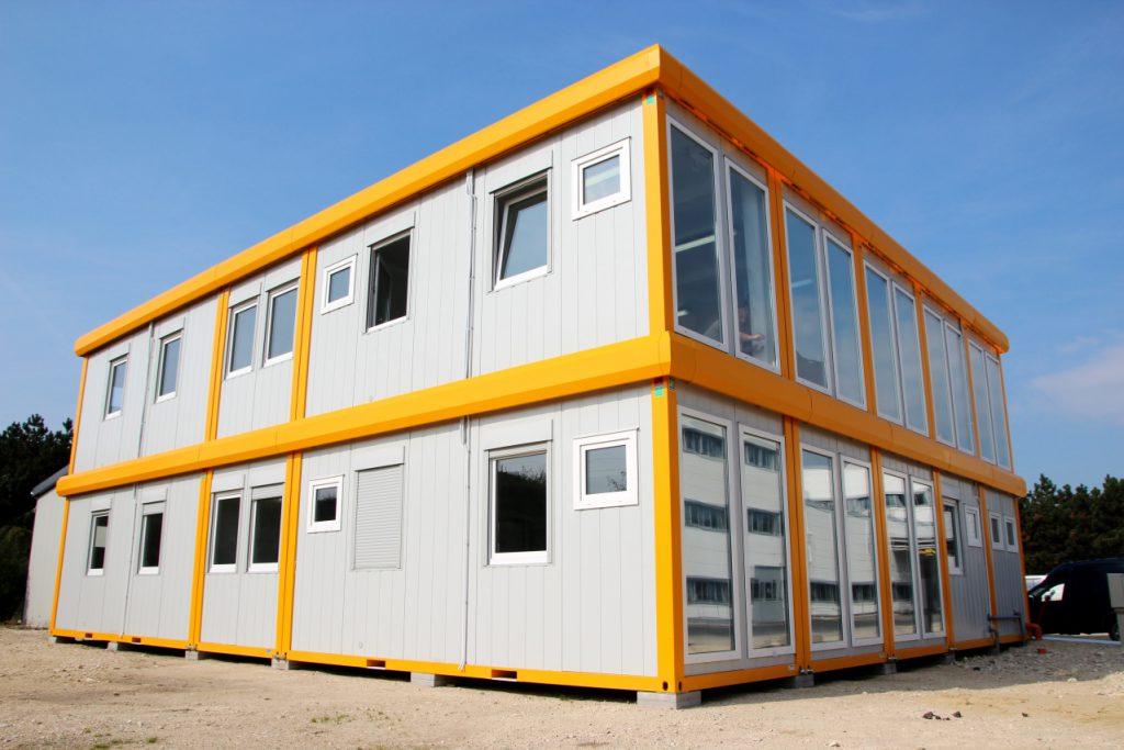 Модульные блоки для быстровозводимого строительства