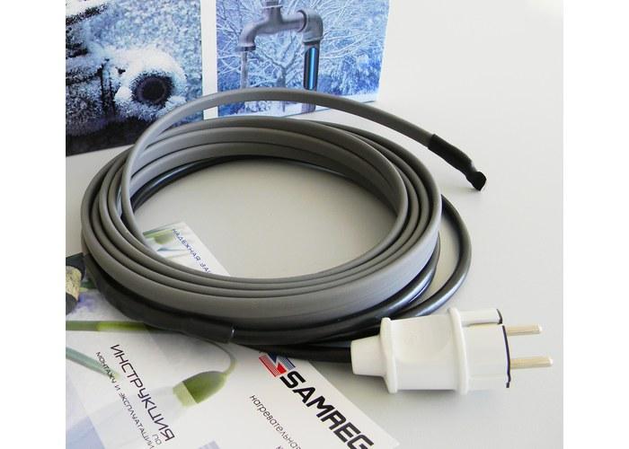 Использование саморегулирующегося кабеля для частных домов, производственных конструкций