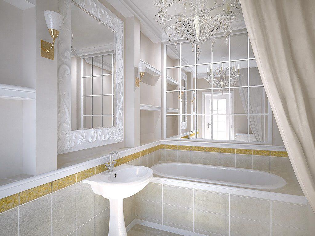 Как оформить ванную комнату?