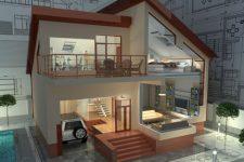 О чем необходимо подумать, планируя строительство дома?