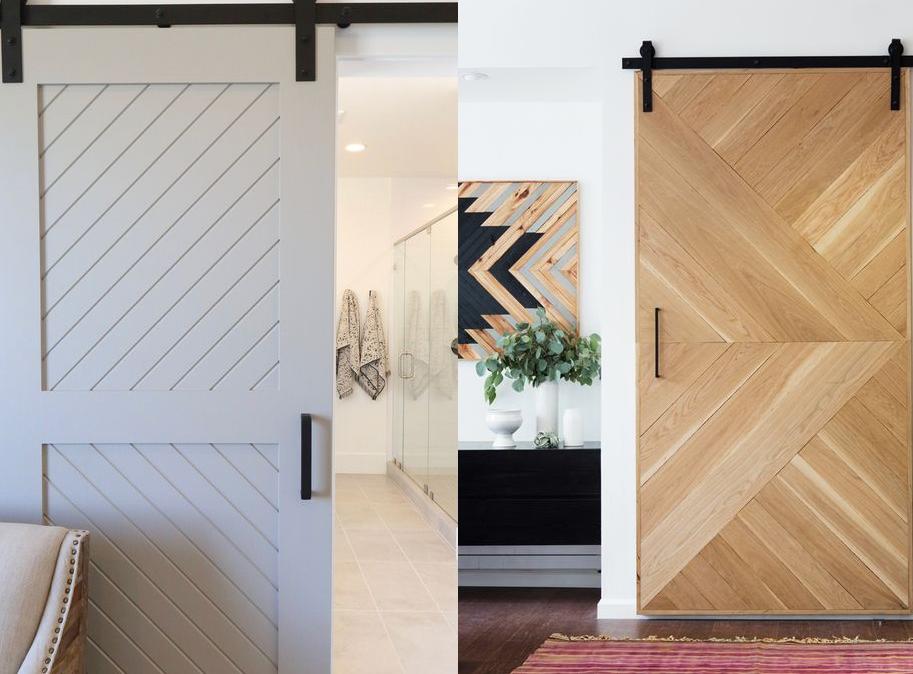 Раздвижные межкомнатные двери: когда без них не обойтись