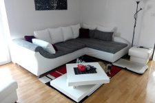 Угловой диван – оптимальный выбор для жилого помещения