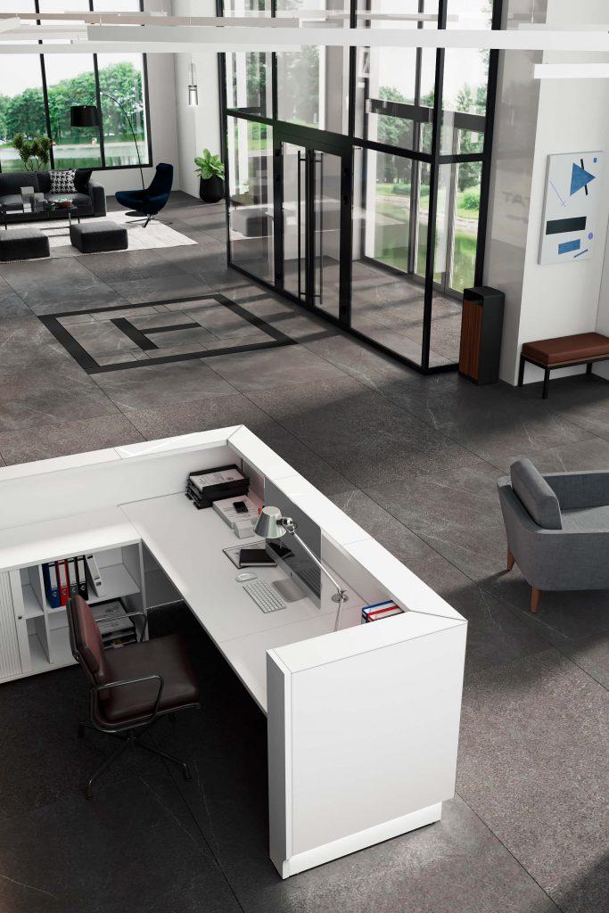 Как выбрать и на что следует обратить внимание при разработке интерьера офиса?