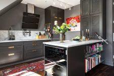 6 модных идей для вашей красивой кухни