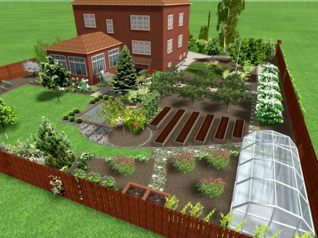 7 лучших идей и материалов для садовых дорожек