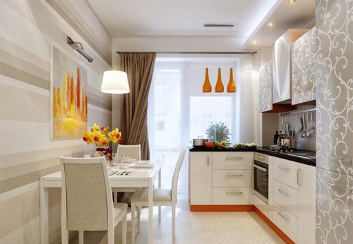 Дизайн кухни с балконом — откройте для себя новое решение