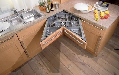 Что такое удобная кухонная мебель?