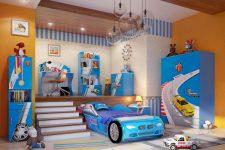 Правильный выбор мебели в детскую комнату