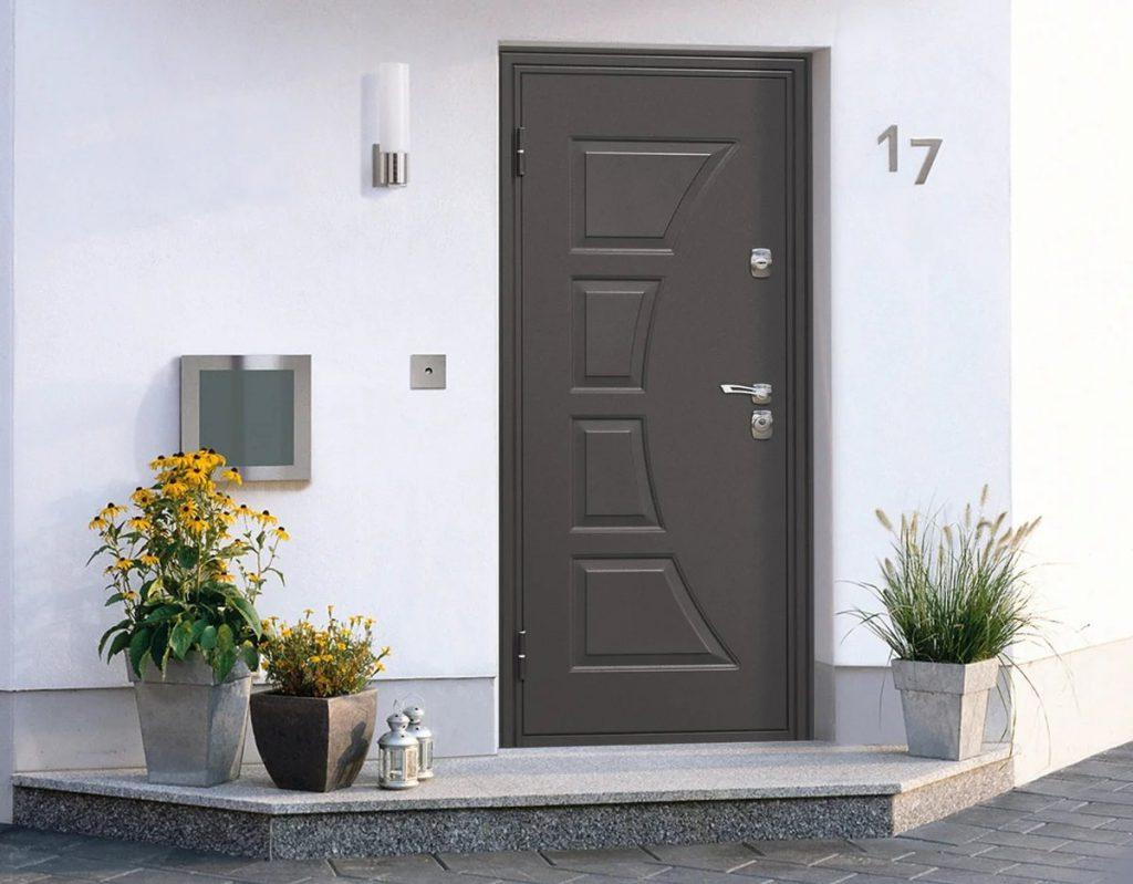 Металлические входные двери – залог надежности