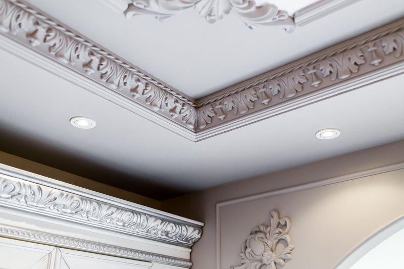 Как выбрать дизайн потолка кухни?