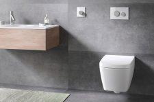 Оформление стен в ванной: ещё 6 современных отделочных материалов